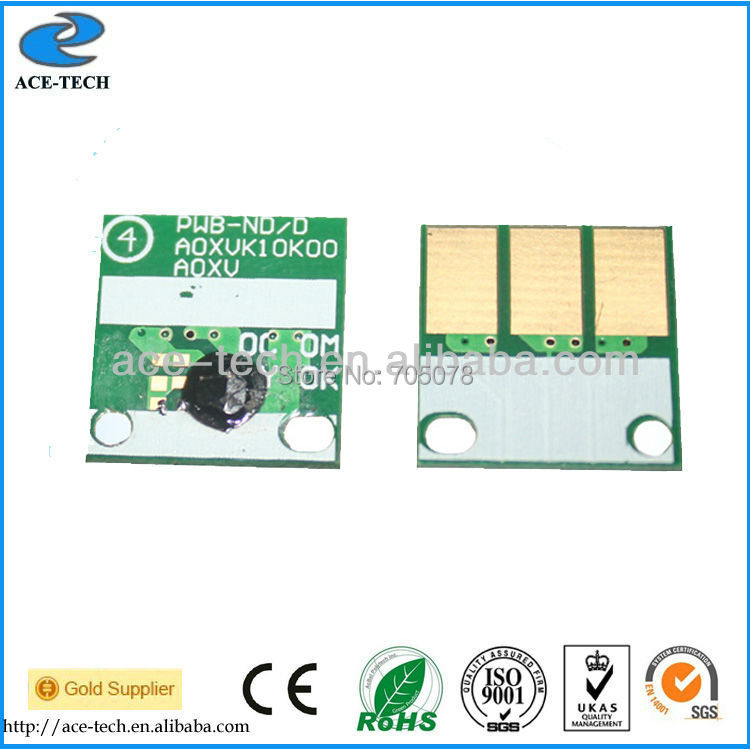 drum cartridge reset printer chip Minolta C220 C280 C360 high capacity - Shenzhen ACE-TECH ENTERPRISE LTD store