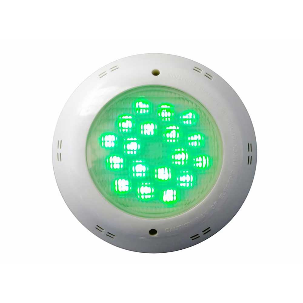 1pcs Dc Ac 12v 18x1w Handing Led Swimming Pool Light Underwater Light