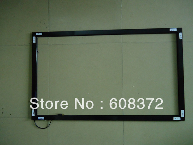 52 Inch IR multi Touch Screen Panel without glass - 10 points