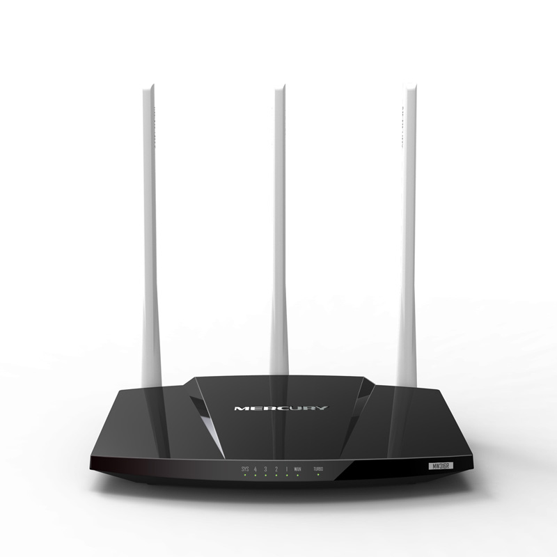 Mercury Wireless WiFi MW316R Wireless Router 300Mbps AP Router Support IP Bandwidth Control Wifi Router Wifi Signal Amplifier(China (Mainland))
