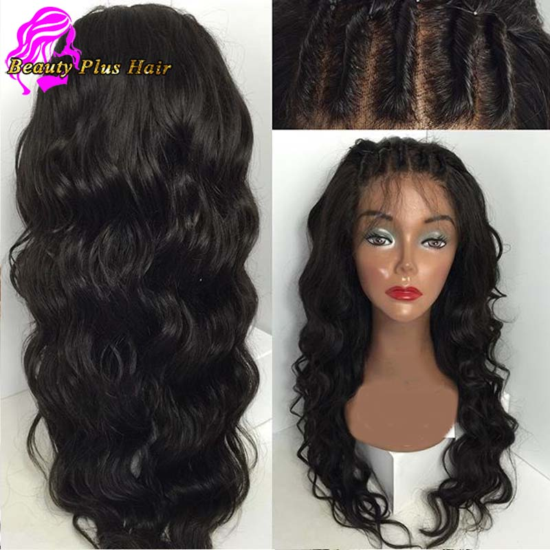 Best  Peruvian Lace Front Wigs Gluless Human Hair Full lace Wigs For Black Women Glueless Full Lace Peruvian Wigs With Baby Hair<br><br>Aliexpress