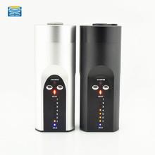 E cigarette Vapor Arizer Solo dry herb vaporizer with glass tube 7 level temperature control herbal vaporizer vape e cig mod kit(China (Mainland))