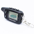 Free shipping 2 way LCD Remote For Tomahawk TW9030 Two way car alarm system car Keychain