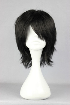 [Bleach] Kojima Mizuiro Classical Black Short Straight Cosplay Wig