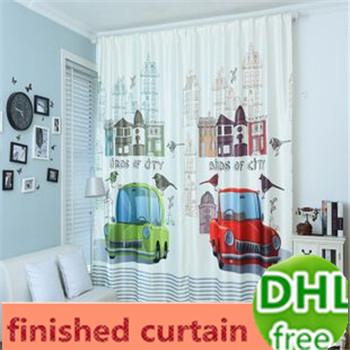 Vorhange Fur Wohnzimmer : Aliexpress dhl freies d gedruckt blackout vorhänge