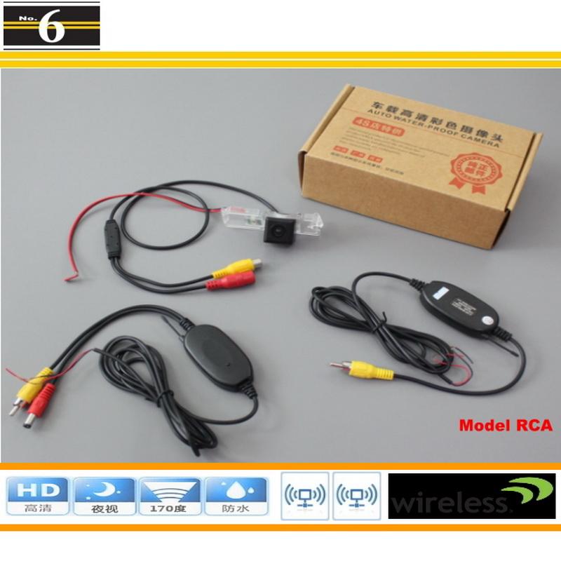Wireless Car Rear View Camera / HD Back Up Reverse Camera / For Volkswagen VW Phaeton 2002~2009 / Night Vision / DIY Plug & Play(China (Mainland))