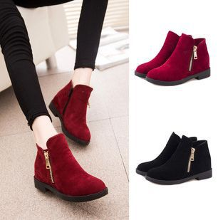 New Arrival Winter Snow Boots Fashion Bow Thermal Slip-resistant Short Women Cotton-padded Shoes Ankle Boots WS006(China (Mainland))