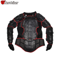 HEROBIKER  Motorcycle Jacket motociclismo moto Riding Body Protection Motocross Full Body Armor Spine Chest Protective Gear(China (Mainland))