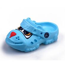 Neue Mode Cartoon Baby Kinder Sandalen Hausschuhe für Mädchen Jungen Hausschuhe Kinder Sommer Schuhe 6365(China (Mainland))