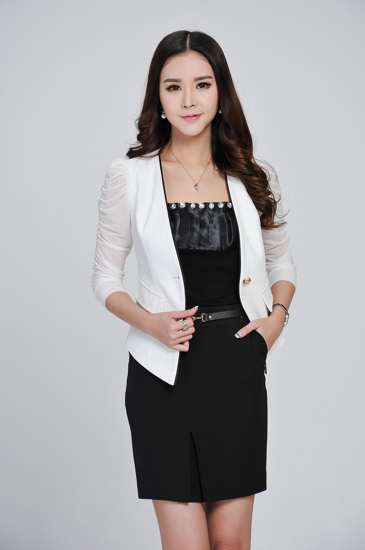 Business sexy suit womens exist? Willingly