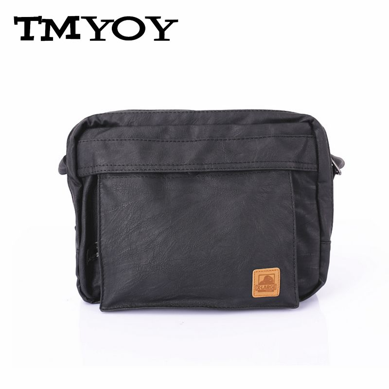 TMYOY 2016 May New Retro Trend casual Pu Leather Bag men messenger bag Travel and Bussiness men bag crossbody shoulder bag VK087(China (Mainland))