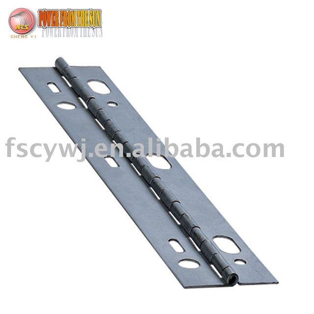 stanless steel long piano hinge