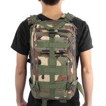 9colors Men Women Outdoor Military Army Tactical Backpack Trekking Sport Travel Rucksacks Camping Hiking Trekking Camouflage Bag(China (Mainland))