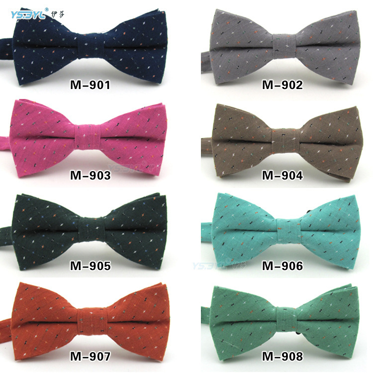 2015 hot solid bow tie mens butterfly cravat bowtie male solid color marriage bow ties for men & Woman free shipping(China (Mainland))
