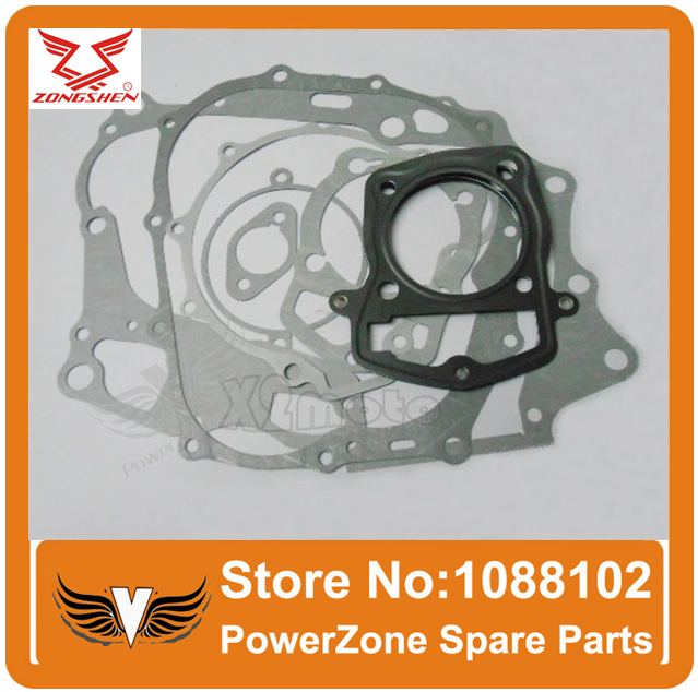 ZONGSHEN CB250 250cc Engine Gasket Full Set Fit To Most Motorcycle Dirtbike ATV Quad Parts Free Shipping(China (Mainland))