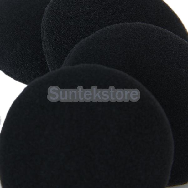 Free Shipping New 2015 Brand New 5 Pairs 5cm Foam Ear Cushion Pads for KOSS Sporta