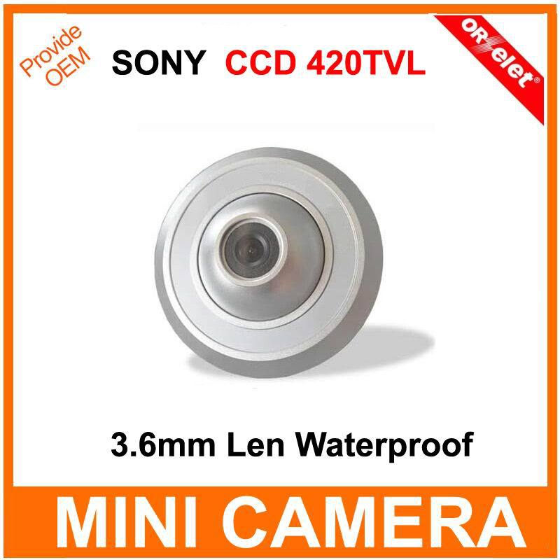 "Newest 1/3"" Sony CCD 420TVL 3.6mm Len Waterproof CCTV Camera The Shape Of UFO Security Camera Indoor elevator CCTV Cameras(China (Mainland))"