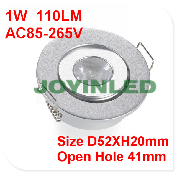 10pcs,1X3W LED downlight,dimmable led ceilling downlight, high power led downlighting ,Mini round led 3W downlight,<br><br>Aliexpress