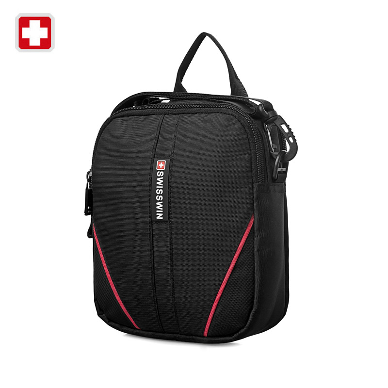 SWISSWIN Switzerland saber single shoulder bag bag IPADmini bag male sports leisure bag, laptop bag<br><br>Aliexpress