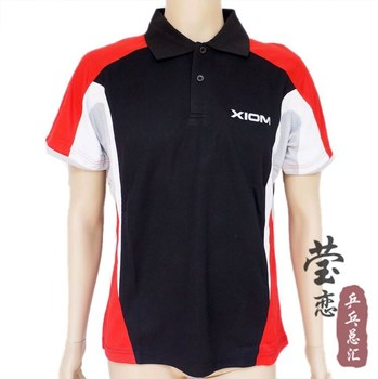 original xiom OMEGA table tennis t-shirts for table tennis rackets pingpong game jerseys racquet sports