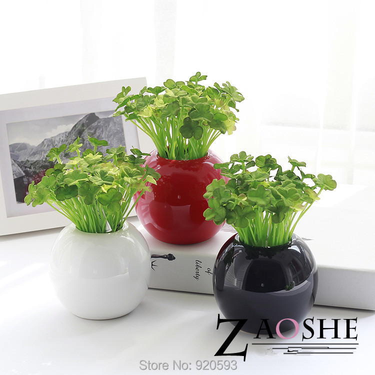 Buy free shipping peperomia glabella for Artificial plant decoration home