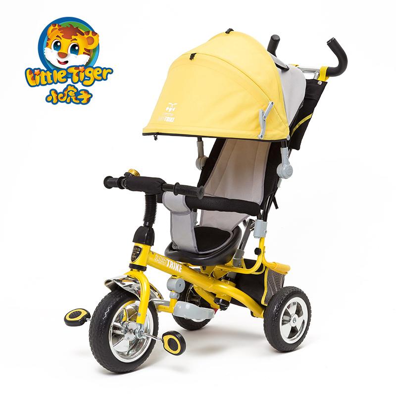 Kleine huzi kind dreirad trolley baby auto