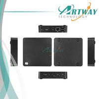 free shipping 32GB Mini PC & TV BOX Quad-Core Intel Atom Z3735F 1.33GB Windows 8.1 Portable PC