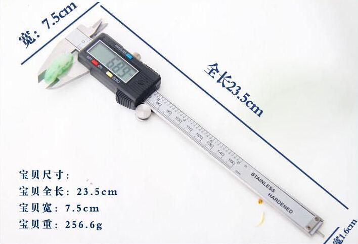 Metal 0 150mm Electronic Vernier Caliper Electronic Ruler