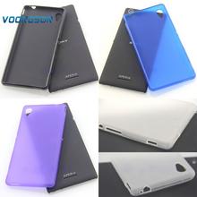 Buy VOONGSON Matte TPU Silicone Gel Case Cover Sony Xperia M4 Aqua Dual E2353 E2333 E2363 E2306 E2312 E2303 Skidproof soft for $1.49 in AliExpress store