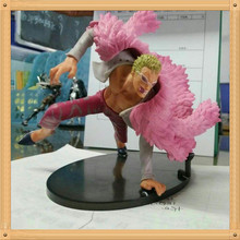 NEW hot 17cm One piece JOKER Donquixote Doflamingo action figure toys doll collection Christmas toy