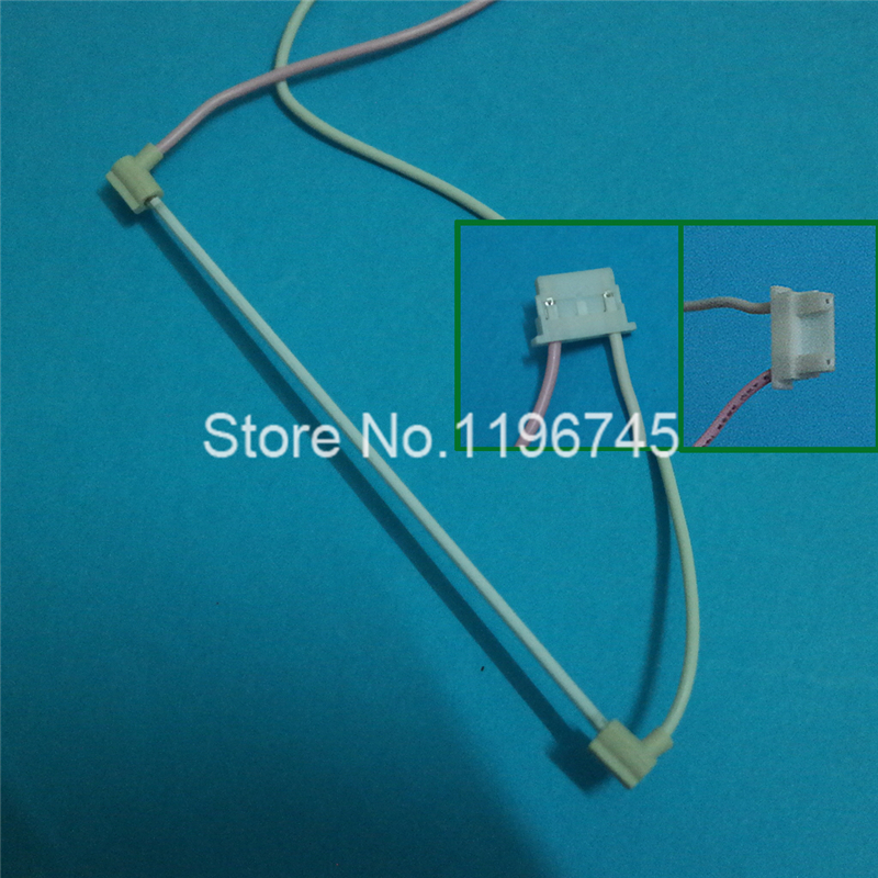 5.7inch 100mmx2.0mm CCFL Backlight Lamps with wire harness for LCD Laptop Display Industrial Screen Panel 2pcs/lot(China (Mainland))