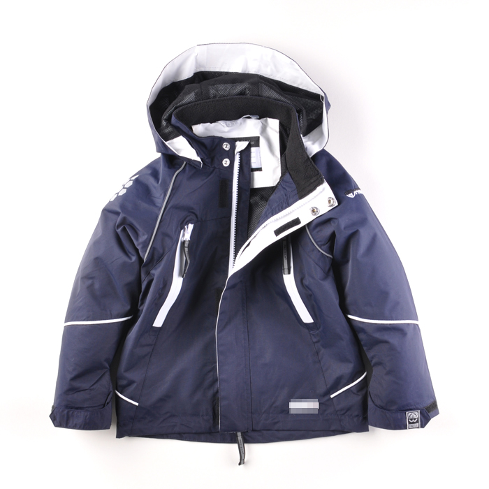 free shipping- children/kids boys/girls spring/autumn hooded outdoor jacket, size 80 to 128,waterproof & windproof jacket(China (Mainland))