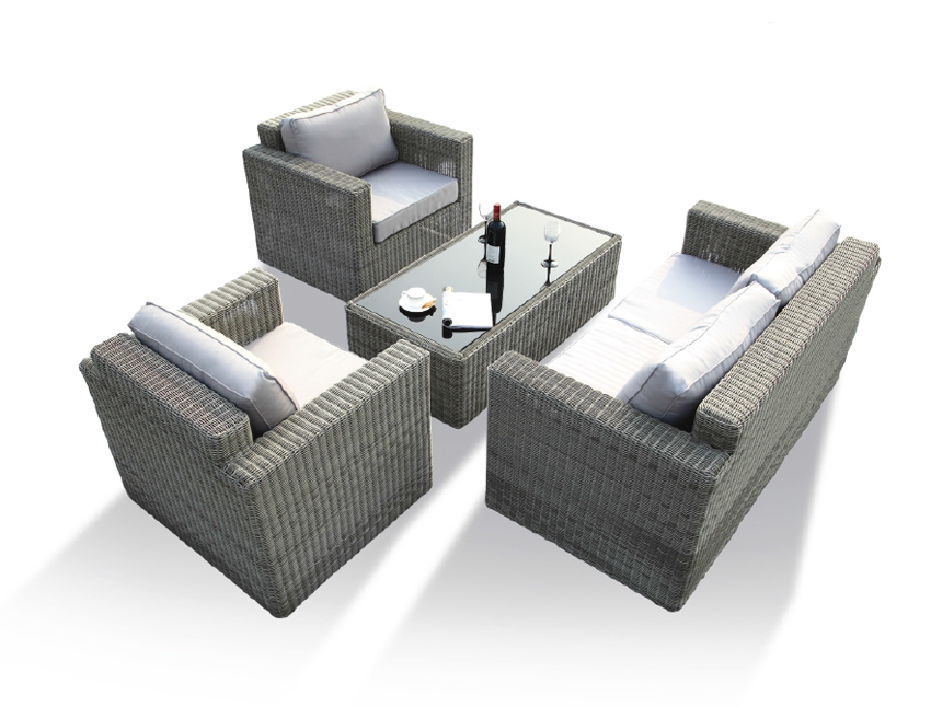 2015 good quality hot sale patio sofa outdoor furniture for Outdoor sofa set sale
