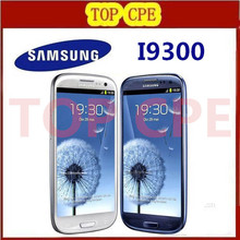 "unlocked samsung galaxy S3 i9300 original Mobile Phone Quad-core 4.8"" 8MP WIFI3G&4G GSM Android GPS 16GBROM Free shipping(China (Mainland))"