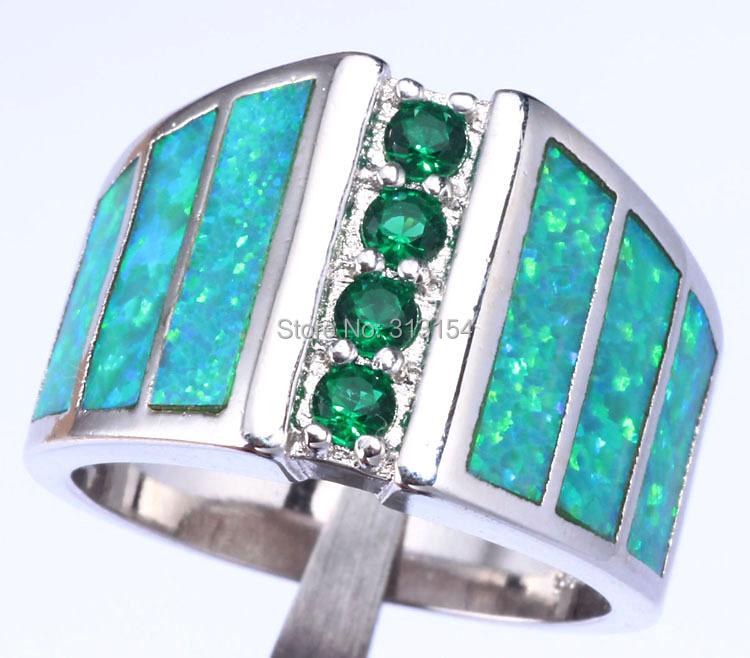 acheter vente chaude gros et de d tail pour femmes bijoux vert opale de feu et. Black Bedroom Furniture Sets. Home Design Ideas