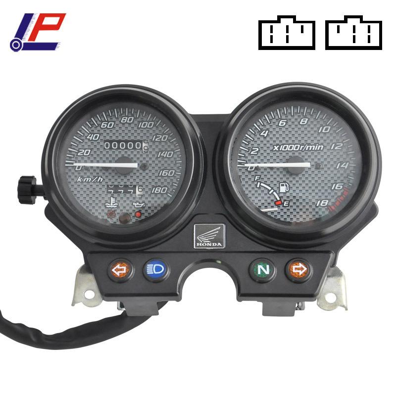 Motorcycle Gauges Cluster Speedometer Tachometer CB250 Hornet 2000 2001 2002 2003 2004 2005 - Motorbike parts store