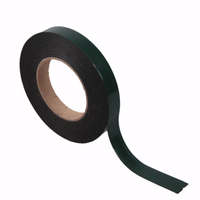 Free Shipping high strength 19mm Strong Waterproof  Adhesive Double Sided Foam Tape Car Trim Plate E#TN