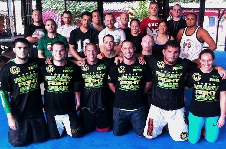Muay Thai Short Sleeve