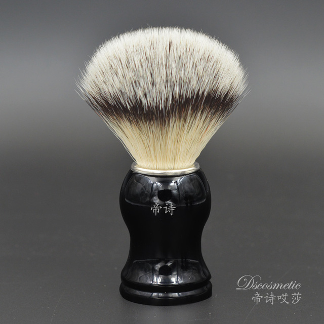 Синтетический волос кисти для бритья для человека