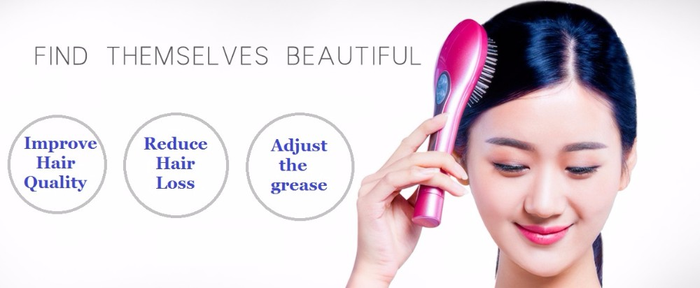 Portable Multi-functional health massage comb, Vibration Massage Scalp Cleansing Hair Care Vibrating Brush relieve head fatigue  Portable Multi-functional health massage comb, Vibration Massage Scalp Cleansing Hair Care Vibrating Brush relieve head fatigue