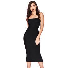 NewAsia כותנה קיץ שמלת 2019 2 שכבות נשים סקסי Bodycon Midi שמלה לבן בסיסי צינור ארוך להחליק שמלות מקרית Vestidos חדש(China)