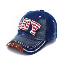 2015 Summer On Sale Kids Fashion Cap Children Boys Girls Casual Cotton Letter Baseball Caps Adjustable Hip Hop Snapback Sun Caps(China (Mainland))