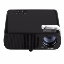 Uhappy Bl20 LED LCD Projector 800*480Resolution 2600 Lumen With USB/HDMI/ATV/AV/VGA Support Front/Rear/Ceiling Projection Method(China (Mainland))