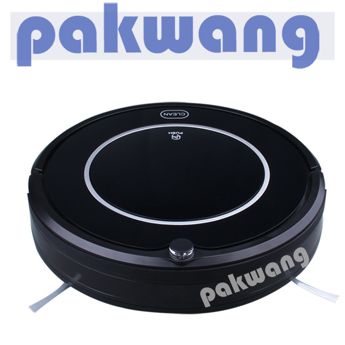 2016 new LED wireless mini robot vacuum cleaner for home or office washing swivel sweeper floor cleaning robot(China (Mainland))