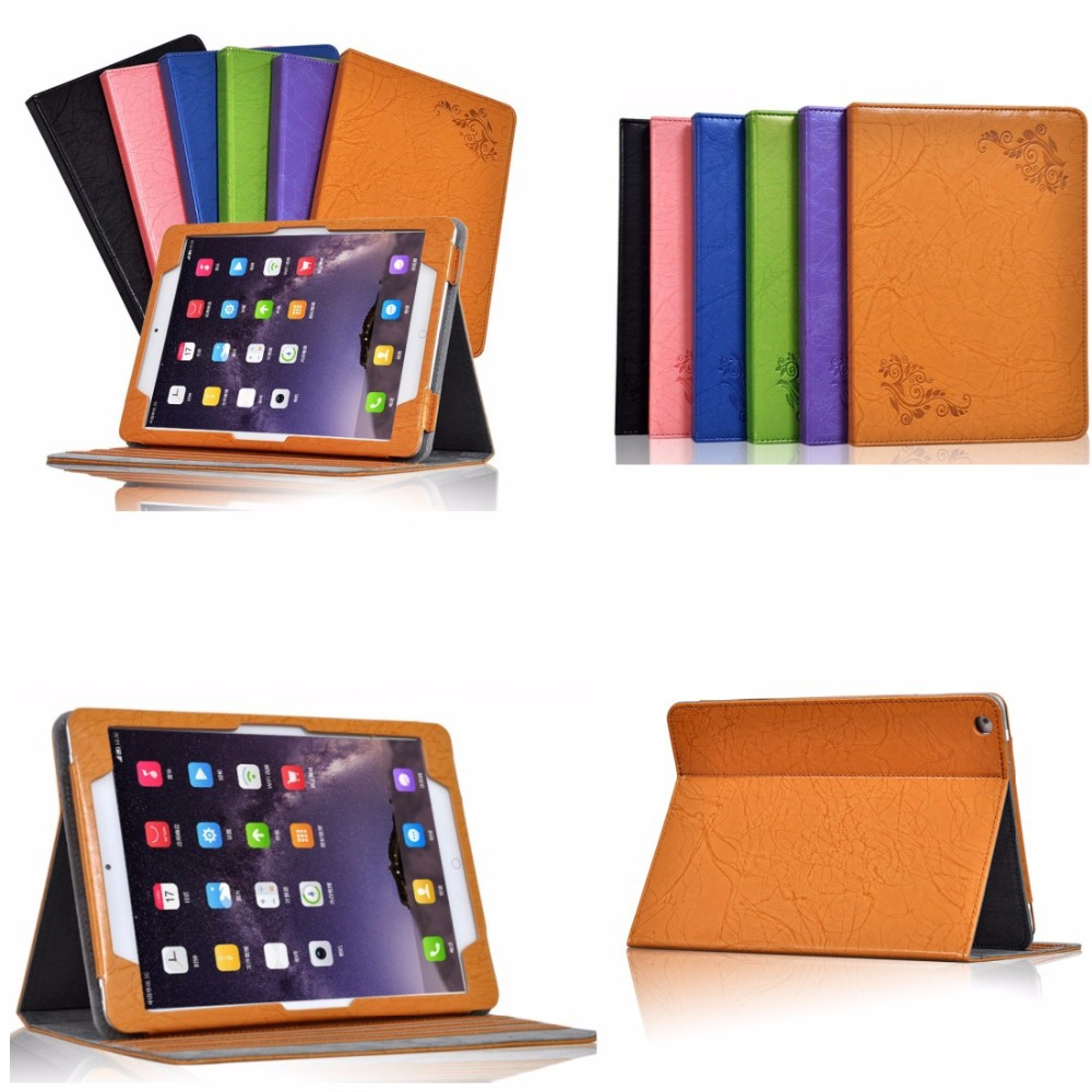 Removable PU Leather Case Stand Cover for 9.7inch Onda V919 3G Air Dual Boot Tablet + Screen Protector Film(China (Mainland))