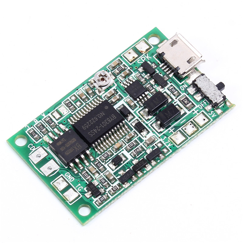 PCB Board Recordable Music Sound Chip DIY Voice Module MP3 Play Module For Greeting Card/Postcard/Toys/Gift Box DC 5V(China (Mainland))