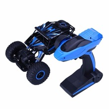 Buy New 1:18 2.4Ghz Radio Remote Control Rechargeable Off-Road RC Car Radio Control Truck RC Buggy Highspeed Off-Road Vehicle Toy for $37.72 in AliExpress store