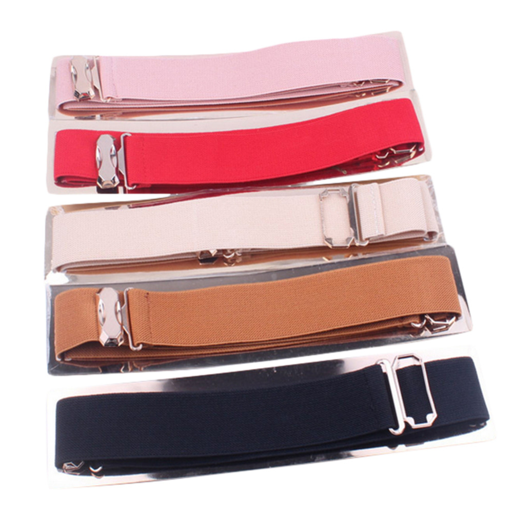 Clearance Sale Female Fashion vintage cutout cummerbund pin buckle elastic belts women's wide belt decoration belt women