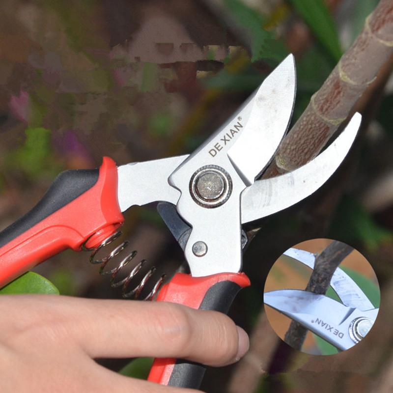Tree shears flower coarse scissors gardening scissors for Big scissors for gardening