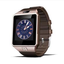 Новые SIM / TF Bluetooth Smartwatch antilost смарт часы для Apple , HTC xiaomi android-телефонов смартфоны с whatsapp PK U8 GT08